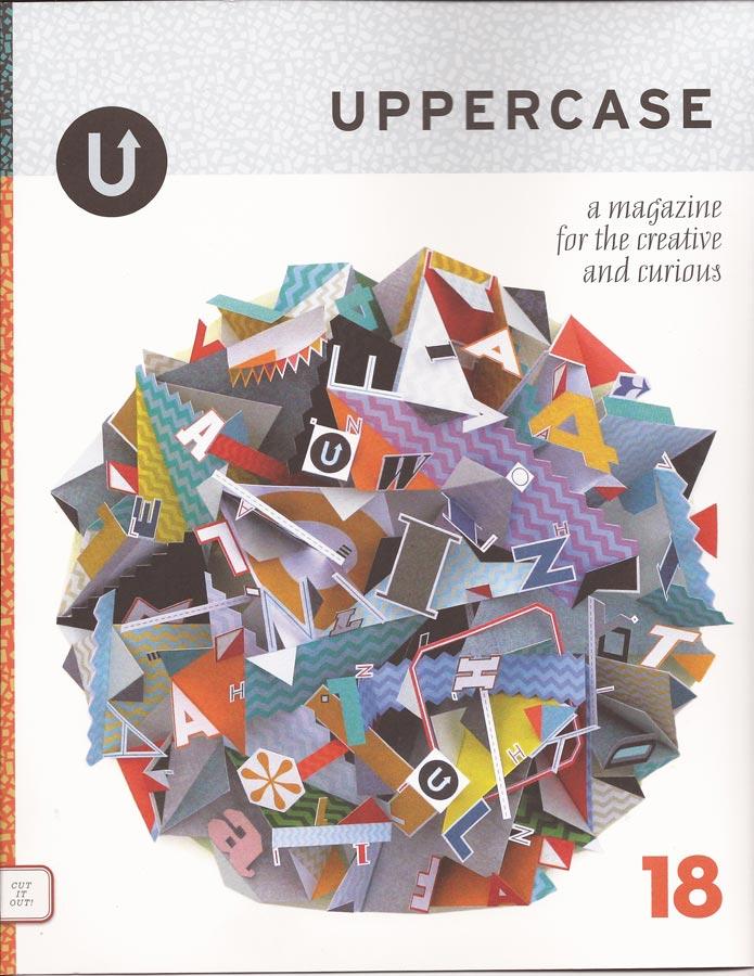 uppercase-cover magazine leslie oschmann swarmhome